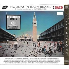 Holiday in Italy Brazil 2-SACD