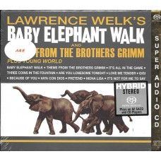 Lawrence Welk Baby Elephant Walk Young World SACD