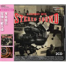 A Journey Into Stereo Sound & The Stereo Disc 2-CD