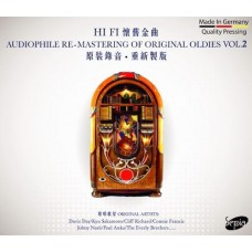 AUDIOPHILE RE-MASTERING OF ORIGINAL OLDIES Vol.2 CD