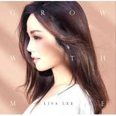 Lisa Lee 李麗珊 Grow With Me 透明膠 45rpm EP