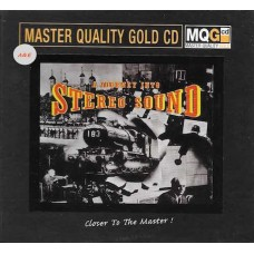 A Journey Into Stereo Sound MQG Master Quality Gold CD