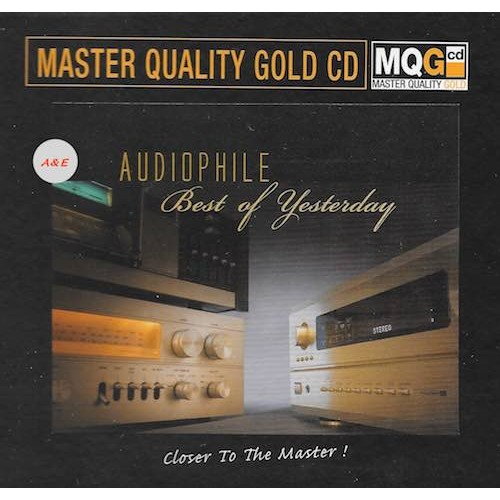 Audiophile Best Of Yesterday Mqg Master Quality Gold Cd