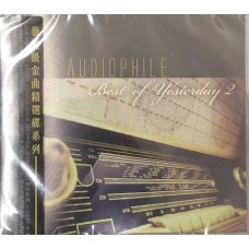 Audiophile Best of Yesterday 2 CD