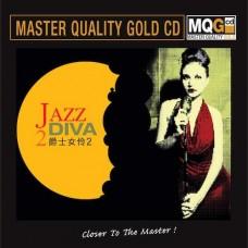 Jazz Diva 2 MQG Master Quality Gold CD