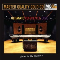 Ultimate Reference Disc MQG Master Quality Gold CD