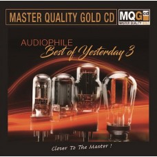 Audiophile Best of Yesterday 3 MQG Master Quality Gold CD