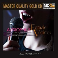 Audiophile Female Voices MQG Master Quality Gold CD