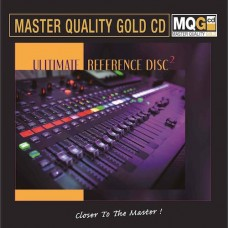 Ultimate Reference Disc 2 MQG Master Quality Gold CD