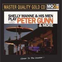 Shelly Manne & His Men Play Peter Gunn MQG Master Quality Gold CD