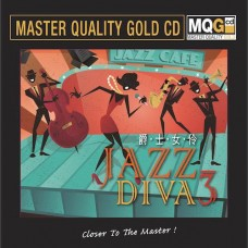 Jazz Diva 3 MQG Master Quality Gold CD