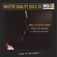 Bill Evans Trio Waltz For Debby MQG Master Quality Gold CD