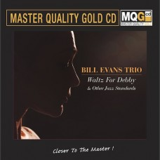 Bill Evans Trio Waltz For Debby MQG Master Quality Gold CD