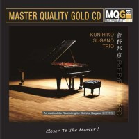 Kunihiko Sugano Trio 菅野邦彦 Bye Bye Blackbird MQG Master Quality Gold CD