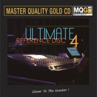 Ultimate Reference Disc 4 MQG Master Quality Gold CD