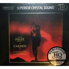 Alexander Gibson Gounod Faust Ballet Music Bizet Carmen Suite UHQ CD