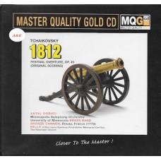 Antal Dorati Tchaikovsky 1812 MQG Master Quality Gold CD