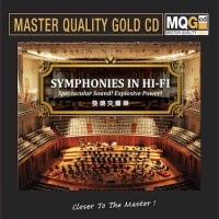 Symphonies in Hi-Fi MQG Master Quality Gold CD