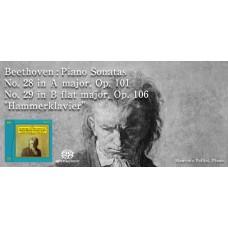 Pollini Beethoven Piano Sonatas Nos.28&29 SACD