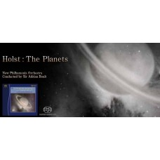 Boult Holst The Planets SACD