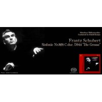 Kempe Schubert Sinfonie Nr.8(9) C-dur D944 Die Grosse SACD