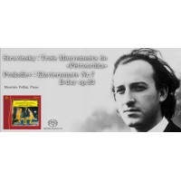 Pollini Stravinsky Petrouchka Prokofiev Sonata No.7 SACD