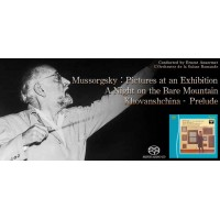 Ansermet Mussorgsky Pictures at an Exhibition SACD