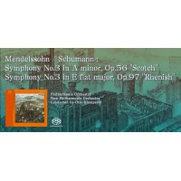 Klemperer Mendelssohn Schumann Scotch Rhenish SACD