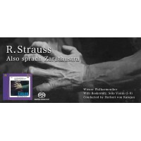Karajan Richard Strauss Also sprach Zarathustra SACD