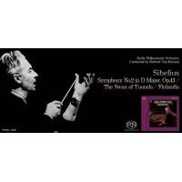 Karajan Sibelius Finlandia SACD