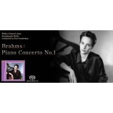 Grimaud Brahms Piano Concerto No.1 SACD
