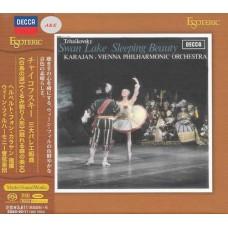 Karajan Tchaikovsky Swan Lake Sleeping Beauty Ballet Suites SACD