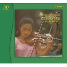 Kyung-Wha Chung Sibelius & Bruch SACD