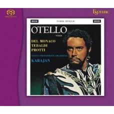 Karajan Verdi Otello 2-SACD Esoteric