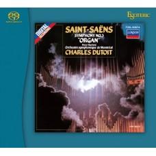 Dutoit Saint-Saens & Bizet SACD Esoteric