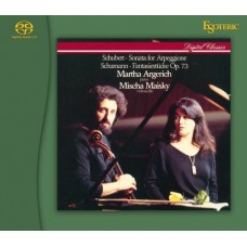 Argerich Maisky Franz Schubert Arpeggione Sonata SACD Esoteric