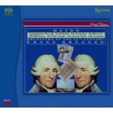 Haydn Symphonies Bruggen 3-SACD Esoteric