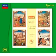 I Musici Antonio Vivaldi Le Quattro Stagioni SACD Esoteric