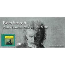 Pollini Beethoven Piano Sonatas Nos.30 31&32 SACD
