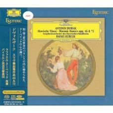 Kubelik Dvorak Slavonic Dances Opp.46&72 SACD Esoteric ESSG90169