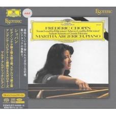 Martha Argerich Chopin Piano Sonatas No.2 & 3 SACD