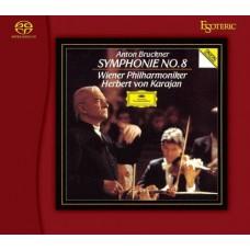 Anton Bruckner Karajan Symphony No.8 SACD Esoteric