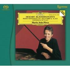Pires Mozart Piano Sonatas K.310 331 457 & 545 SACD Esoteric