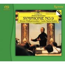 Carlo Maria Giulini Anton Bruckner Symphony No.9 in D minor SACD