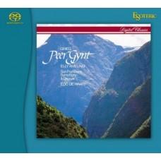 Edo de Waart Edvard Grieg Peer Gynt Op.23 SACD Esoteric