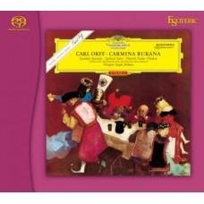 Carl Orff Carmina Burana SACD Esoteric