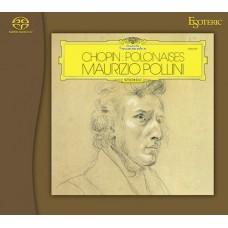 Pollini Chopin Polonaises SACD Esoteric