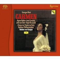 Karajan Bizet Carmen 3-SACD Esoteric