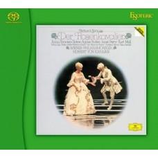 Karajan Wiener Philharmoniker Richard Strauss Der Rosenkavalier SACD Esoteric