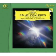 Karajan Richard Strauss Ein Heldenleben SACD Esoteric